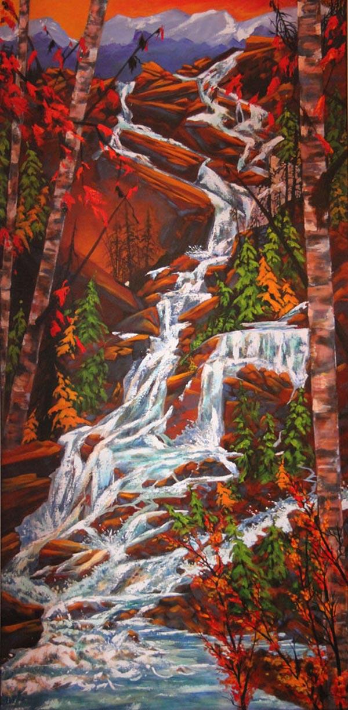 Carmen Miller | Western-Canadian inspired art